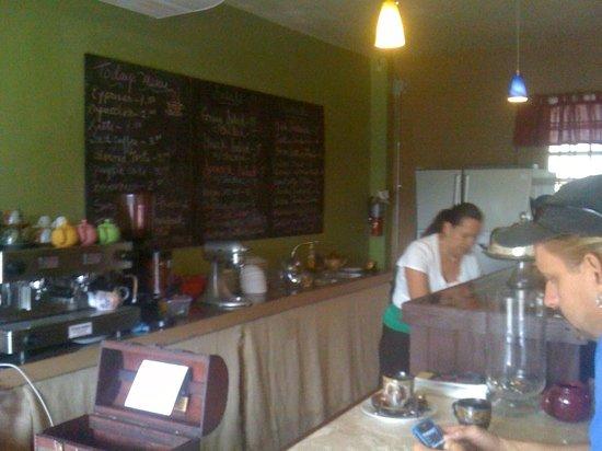 Cafe Aroma: July making everything fresh