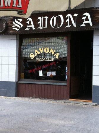 Savona Pizza Club