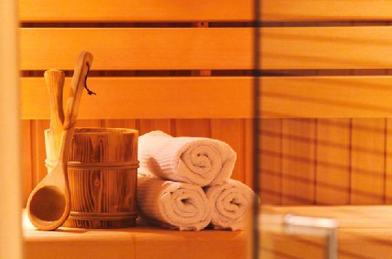 Sauna Skihotel Galzig