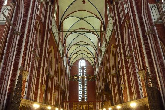 Munster Bad Doberan : Innenansicht Münster