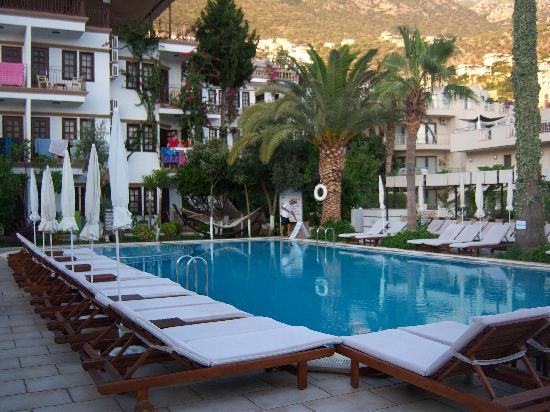 Samira Exclusive Hotel & Apartments : pool area