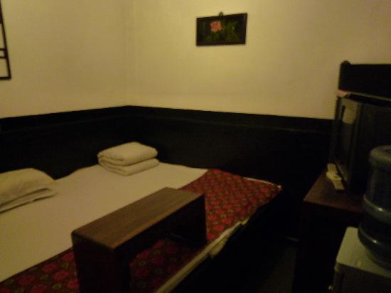 Zhengjia International Youth Hostel: Inside double room