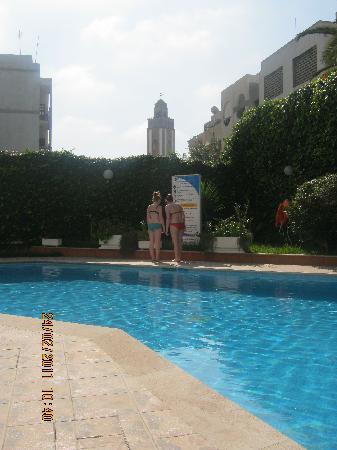 Aferni Hotel: Pool