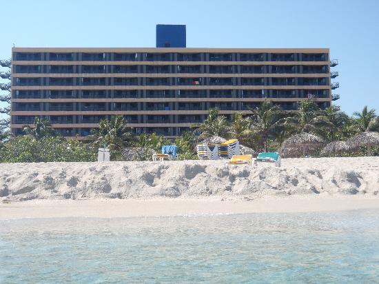 BelleVue Playa Caleta: Hôtel situé tout près de la plage