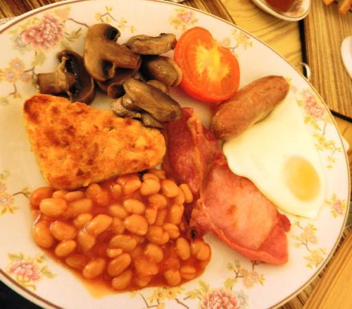 Ashleigh House: breakfast-2