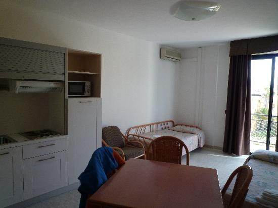 Rina Hotel: Apartamento