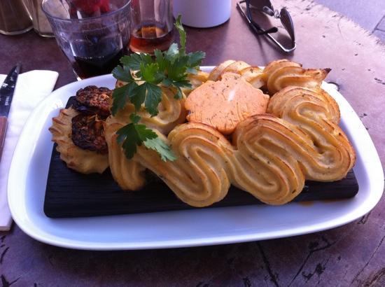 Restaurant Puk : their specialty