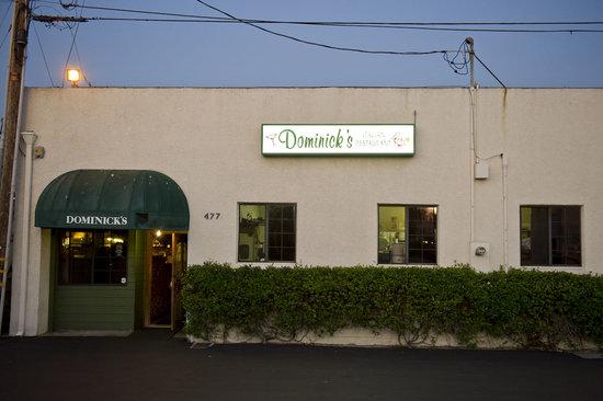 Dominick S Italian Restaurant Oxnard Menu Prices Reviews Tripadvisor
