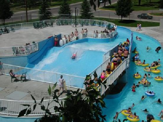 Electric City Water Park-Great Falls, MT. GFCVB photo