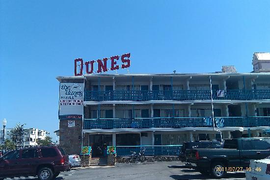 The Dunes Motel Ocean City Md