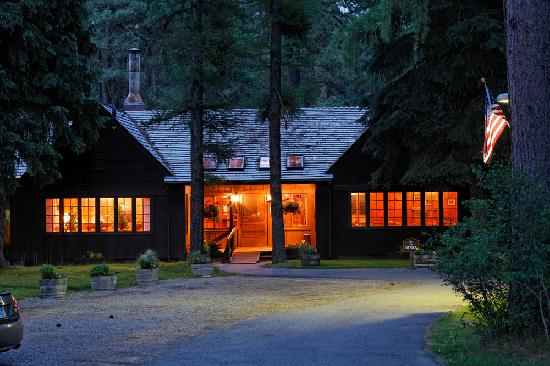 Lake Creek Lodge: The Main Lodge ~ Welcome Home