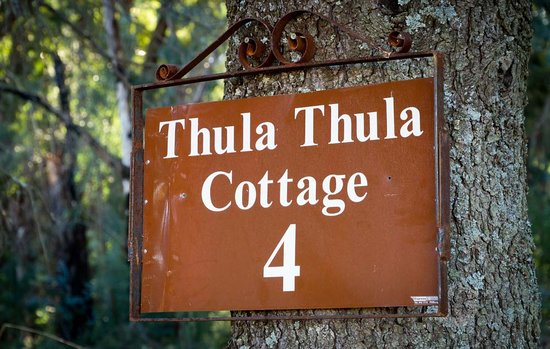 Berghouse and Cottages: Thula-Thula