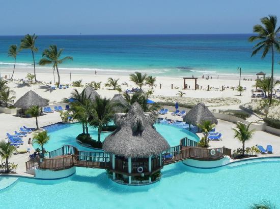 Occidental Caribe: Desde la habitación