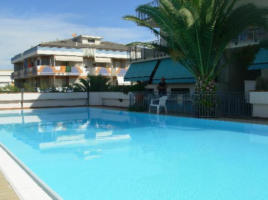 Hotel Sole : Belle piscine très propre