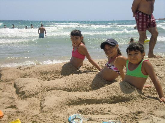 Hotel Entremares: de la piscina a la playa