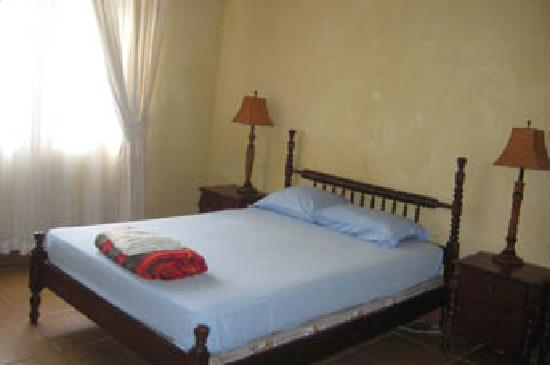 Casa Ridgway Hostel: Private room with queen bed.