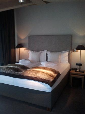 Hotel Sonne: Il letto
