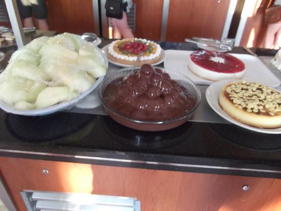 Destina Hotel: Pudding