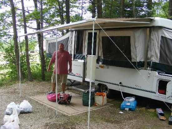 Camp Overflow: Taking down the camper