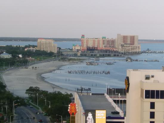 View To Beach Picture Of Beau Rivage Resort Casino Biloxi