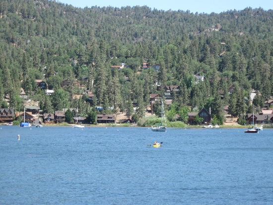 Big Bear Lake: The Lake