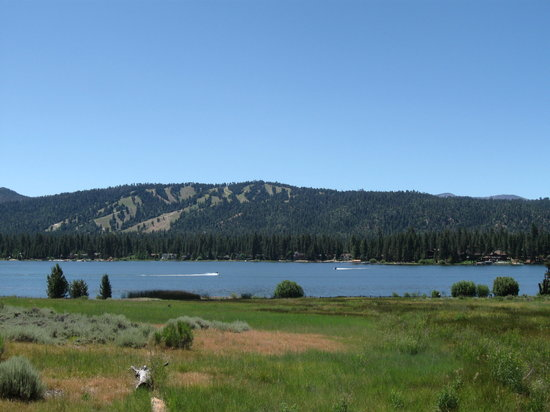 Big Bear Region, Kalifornia: Hiking Fun