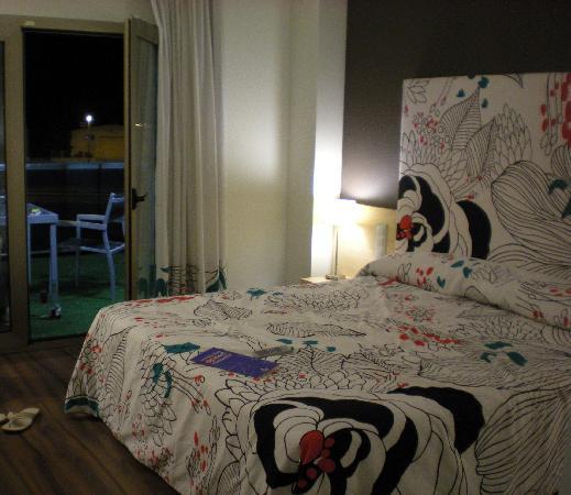Totana, İspanya: la habitacion con terraza