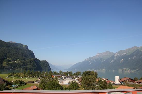 Uitzicht Hotel Brienz II