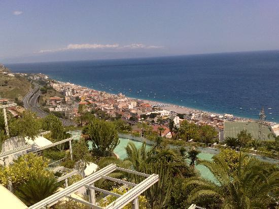 Hotel Olimpo : Panorama