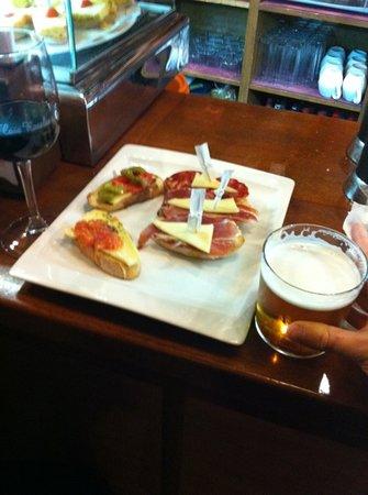 Casa Rosalia: quelques pinchos au bar