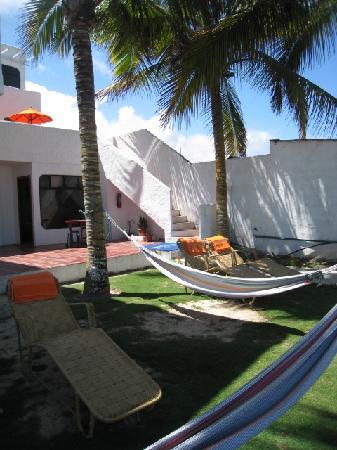 Casita de la Playa: Jardín/garden