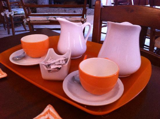 Azienda Agricola La Magnolia: La colazione