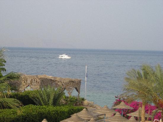 Veraclub Queen Sharm : vista mare