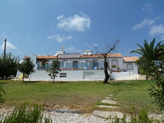 Monte da Eira - Casa de Campo : 4 suites/rooms open onto pool