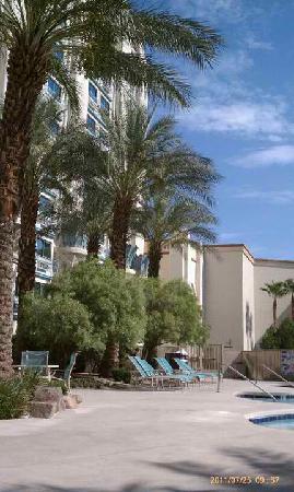 Fiesta Henderson Casino Hotel: Pool area