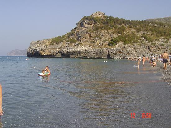 Villaggio La Perla: spiaggia 1