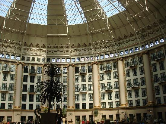 French Lick Springs Hotel: The West Baden Hotel