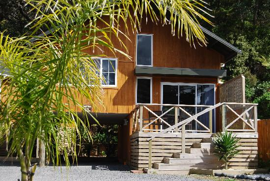 Anchor Lodge Coromandel: Spa Apartment