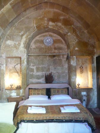 Urgup Inn Cave Hotel : Room - chapel