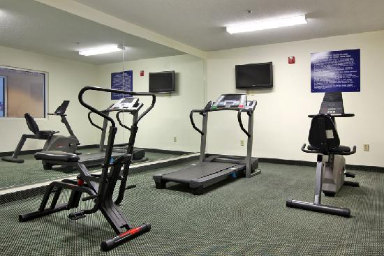 Motel 6 Savannah - South : Fitness Center
