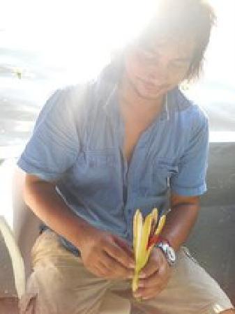Grenade, Nicaragua : Juan Bosco Ruiz - Tour Isletas