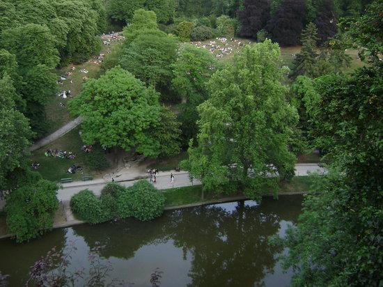 Parque des Buttes-Chaumont