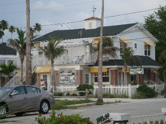 Coconut Inn, Pass-a-Grille, St Petes Beach