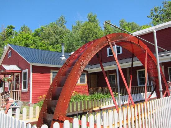 The Waterwheel Restaurant