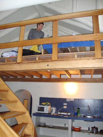 Renacimiento : loft with two beds