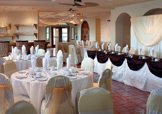 La Casa Cottage Resort: Events Centre Dining Room