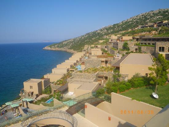 Crete Vathi Daios Cove Luxury Resort Villas Picture Of Daios