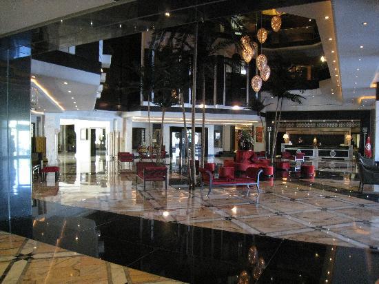 The Russelior Hotel & Spa: Hall d'entrée