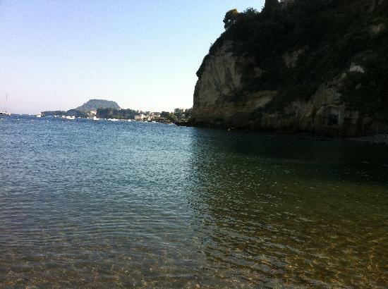Pozzuoli, Italie : vista mare