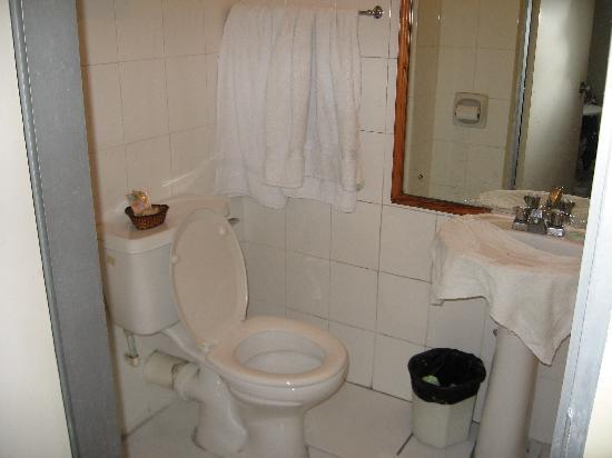 Piarco International Hotel: bathroom
